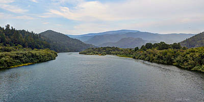 Photograph - Klamath River Blues by Heidi Smith