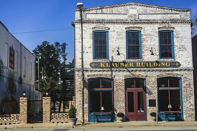 Klauber Building  Print by Steven  Taylor
