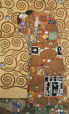 1907 Painting - Klimt Fulfillment by Granger