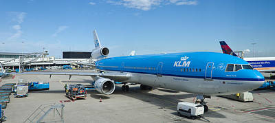 Klm Photograph - KLM by Pablo Lopez