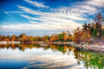 Saint Charles Digital Art - Klondike Colors by Bill Tiepelman