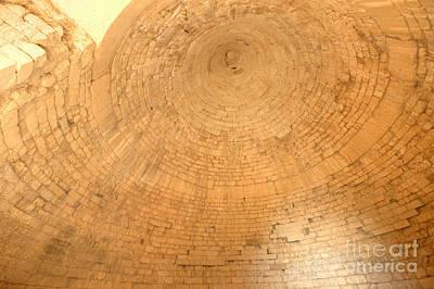 Photograph - Klytemnestra Tomb Interior by Deborah Smolinske
