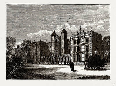 Kneller Drawing - Kneller Hall, Uk by Litz Collection