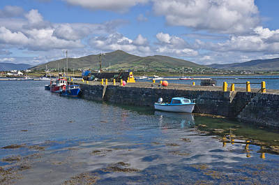 Photograph - Knightstown Harbor Valentia by Jane McIlroy