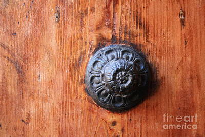 Photograph - Knob by Mary-Lee Sanders
