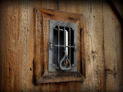 Photograph - Knock And The Door Will Be Open To You by Lucinda Walter