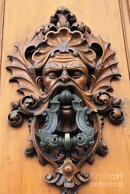 Photograph - Knocker 3 by Mary-Lee Sanders