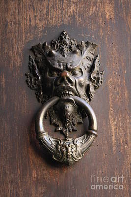 Photograph - Knocker 4 by Mary-Lee Sanders