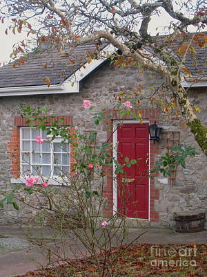 Photograph - Knocklofty Cottage by Suzanne Oesterling