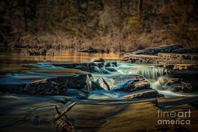 Photograph - Knoppers Ford 3 by Larry McMahon