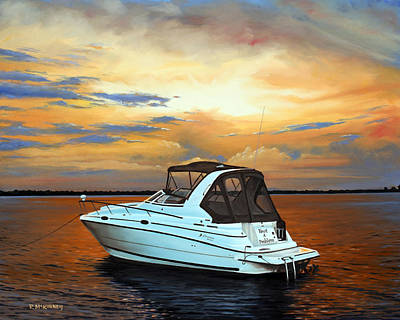 Painting - Knot A Problem by Rick McKinney