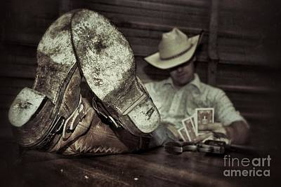 Photograph - Know When To Fold Em by AK Photography