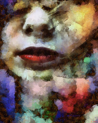 Digital Art - Knowledge Of Self by Joe Misrasi