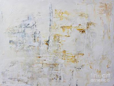 Painting - Knowledge by Preethi Mathialagan