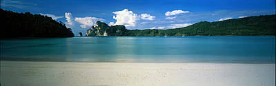 Phuket Photograph - Ko Phi Phi Islands Phuket Thailand by Panoramic Images