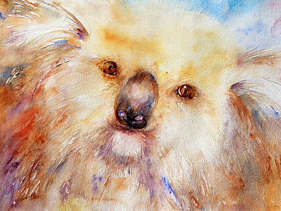 Koala Painting - Koala Kingdom by Arti Chauhan