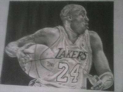 Kobe Bryant Original by Nathan  Payne
