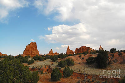 Photograph - Kodachrome Basin State Park by Debra Thompson
