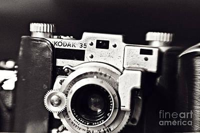 South Louisiana Photograph - Kodak 35 by Scott Pellegrin