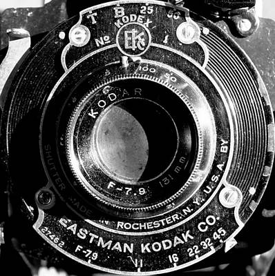 Kodak Brownie 2 Art Print