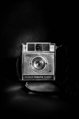 60s Photograph - Kodak Brownie Fiesta by Jon Woodhams