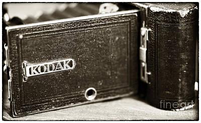 Photograph - Kodak by John Rizzuto