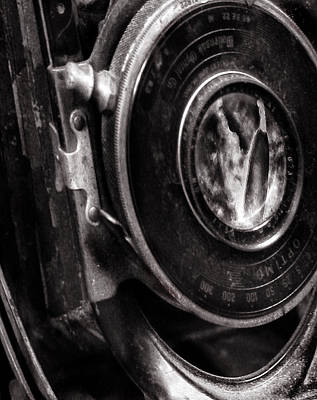 Camera Digital Art - Kodak Moment by Peter Chilelli