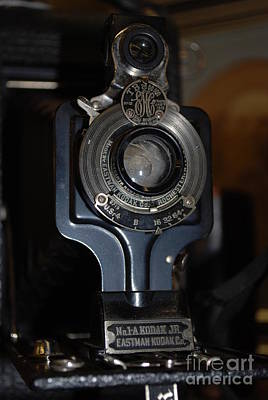 Photograph - Kodak No. 1a by Mark McReynolds