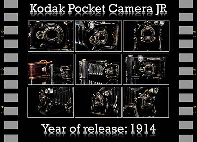 Kodak Pocket Camera Jr Original by Tommytechno Sweden
