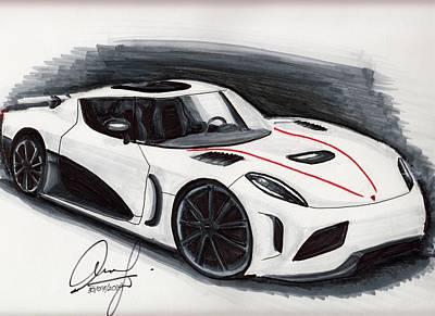 Koenigsegg Agera R Original