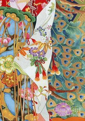 Kogane Crop II Art Print by Haruyo Morita