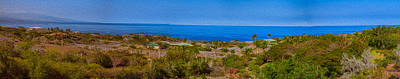Photograph - Kohala Coast Panorama by Omaste Witkowski