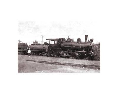 Photograph - Kona Train by Mary Lovein