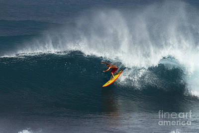 Photograph - Kona Winds At Ho'okipa by David Olsen