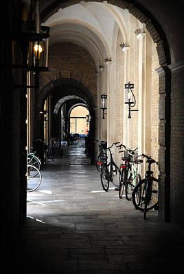 Photograph - Kopenhavn Denmark 01 by Jeff Brunton