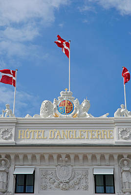 Photograph - Kopenhavn Denmark 08 by Jeff Brunton