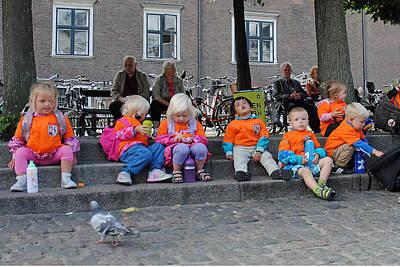Photograph - Kopenhavn Denmark 13 by Jeff Brunton