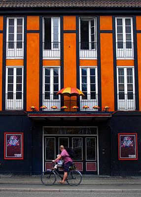 Photograph - Kopenhavn Denmark 48 by Jeff Brunton