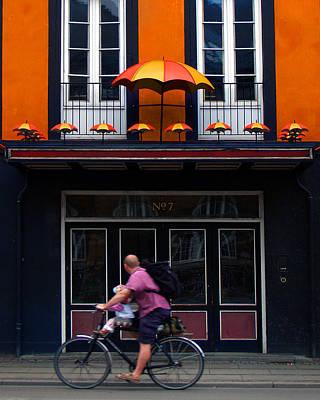 Photograph - Kopenhavn Denmark 49 by Jeff Brunton