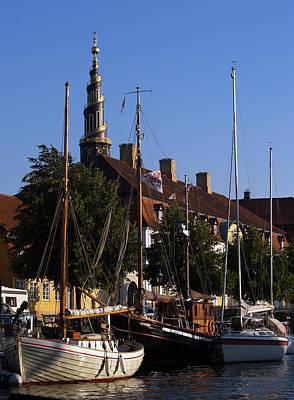 Photograph - Kopenhavn Denmark Canal Boat Tour 38 by Jeff Brunton