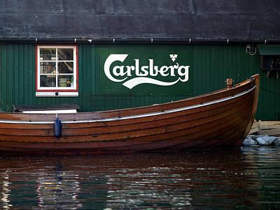 Photograph - Kopenhavn Denmark Canal Boat Tour 41 by Jeff Brunton