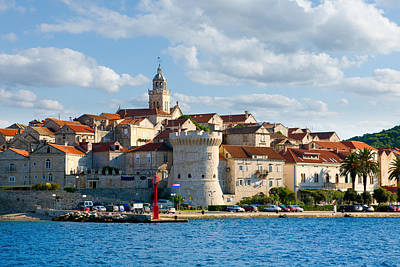 Photograph - Korcula by Alexey Stiop