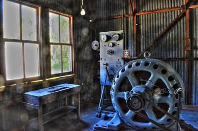 Koreshan State Park Generator 2 Art Print