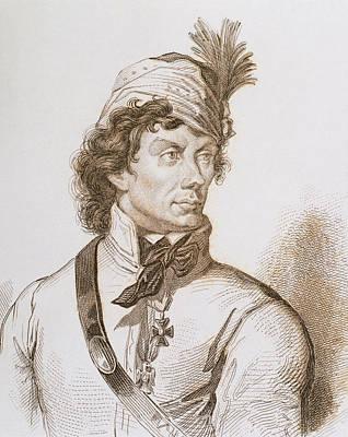 Kosciuszko, Tadeusz (1746-1817 Art Print