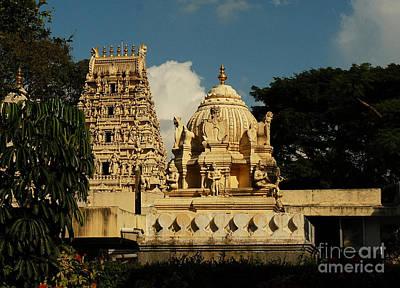 Kote Venkataramana Temple Art Print