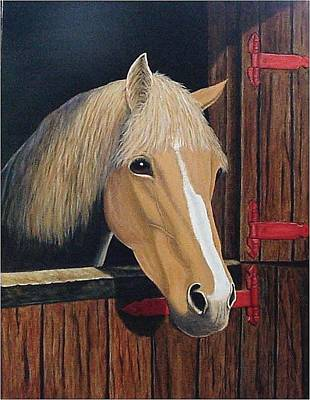 Painting - Koti by Fran Brooks