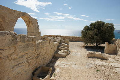 Photograph - Kourion by Christian Zesewitz