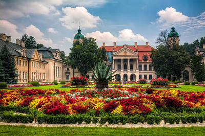 Photograph - Kozlowka Palace by Roman St