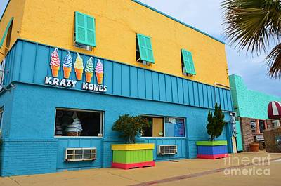 Photograph - Krazy Kones by Bob Sample