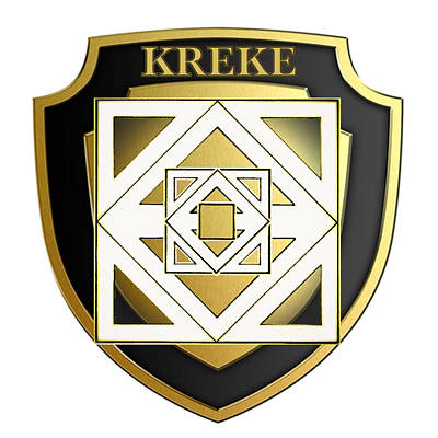Mixed Media - Kreke Family Crest by Ahonu